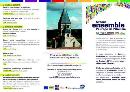 Programme_Cluny-secours-catholique-2010