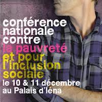 Conférence nationale contre la pauvreté et pour l'inclusion sociale