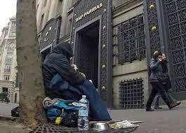 Choc de la pauvreté en France